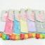 S595**พร้อมส่ง** (ปลีก+ส่ง) ถุงเท้าโยคะ มีกันลื่น มี 12 คู่ต่อแพ็ค คละ 6 สี เนื้อดี งานนำเข้า(Made in China) thumbnail 3