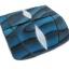 กระเป๋าสตางค์ปลากระเบน แบบ 3 พับ เม็ดใหญ่ ลวดลาย คลื่นน้ำ สีน้ำเงิน และตัดด้วยสีดำ คุ้มค่า เพราะมีช่องใส่บัตรต่าง ๆหลายช่อง Line id : 0853457150 thumbnail 4