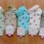 S185**พร้อมส่ง** (ปลีก+ส่ง) ถุงเท้าแฟชั่นเกาหลี ข้อสั้น ขอบลูกไม้ เนื้อดี งานนำเข้า(Made in china) thumbnail 2