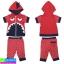 ชุด เสื้อกางเกง เด็ก Baby Town ฉลาม ราคา 240 บาท ปกติ 720 บาท thumbnail 6