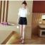 เสื้อผ้าชีฟอง ผ้าเนื้อดีมากๆ ครับ สีขาว คอเสื้อและไหล่เป็นผ้าถักโครเชต์สีขาว thumbnail 6