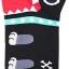 A038**พร้อมส่ง**(ปลีก+ส่ง) ถุงเท้าแฟชั่นเกาหลี ข้อสั้นมีหู มี 5 สี ขาว ครีม แทน ดำ เทา เนื้อดี งานนำเข้า( Made in Korea) thumbnail 6