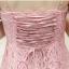 ชุดเดรสสายเดี่ยว พร้อมเสื้อคลุมผ้าลูกไม้สีชมพูสวยมากๆ ครับ thumbnail 9