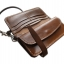 กระเป๋าสตางค์ สุภาพบุรุษ หนังหนา แท้ เกรด A+ (สีน้ำตาล กลับมาเเล้ว)Line id : 0853457150 thumbnail 5