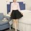 แฟชั่นเกาหลี set เสื้อ และกระโปรงดีไซน์สวยมากๆ thumbnail 3