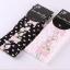 ถุงเท้าญี่ปุ่นน่ารักความยาวเหนือเข่า มี 2 สีขาวและดำ thumbnail 11