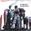 [P-Bandai] MG 1/100 Full Armor Gundam Ver Ka [Gundam Thunderbolt] Weapon & Armor Hanger Expansion Set thumbnail 1