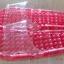 K012-RD**พร้อมส่ง** (ปลีก+ส่ง) รองเท้านวดสปา เพื่อสุขภาพ ปุ่มเล็ก (ใส) สีแดง ส่งคู่ละ 80 บ. thumbnail 2