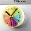 นาฬิกาแม่เหล็กติดตู้เย็น ขนาด 8.5 ซม gear36 thumbnail 1