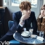 นิตยสารเกาหลี InStyle 2015.04 ด้านในมี Lee Jong Suk Park Shin Hye พร้อมส่ง thumbnail 3