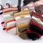 S352 **พร้อมส่ง** (ปลีก+ส่ง) ถุงเท้าแฟชั่นเกาหลี ข้อยาว คละ 5 สี มี 10 คู่/แพ็ค เนื้อดี งานนำเข้า(Made in China) thumbnail 3