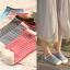 S554 **พร้อมส่ง** (ปลีก+ส่ง) ถุงเท้าแฟชั่น ข้อตาตุ่ม คละ5 สี มี 10 คู่ต่อแพ็ค เนื้อดี งานนำเข้า thumbnail 1