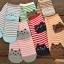 S276**พร้อมส่ง** (ปลีก+ส่ง) ถุงเท้าแฟชั่นเกาหลี ข้อยาว ลายแมว เนื้อดี งานนำเข้า(Made in China) thumbnail 4