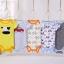 พร้อมส่ง gift setชุดทารกเพศหญิง Jumpsuit Romper จั้มสูทแขนสั้นรหัส T-66001 ไซร์ 3M (เด็ก 0-3 เดือน ) /1 แพ็ค 5 ชุดสุ่มแบบ ชุดละ 90 บาท thumbnail 1
