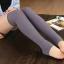 S524**พร้อมส่ง** (ปลีก+ส่ง) ถุงขา ข้อยาว แฟชั่นเกาหลี คละสี มี 12 คู่ต่อแพ็ค เนื้อดี งานนำเข้า(Made in China) thumbnail 3
