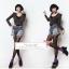 [พิเศษ 3 คู่ 120 ] ถุงเท้าสไตล์เกาหลี ข้อเท้าสีสดมากกว่า 12 สี thumbnail 5