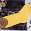 S363 **พร้อมส่ง** (ปลีก+ส่ง) ถุงเท้าแฟชั่นเกาหลี ข้อยาว คละ 5 สี มี 10 คู่/แพ็ค เนื้อดี งานนำเข้า(Made in China) thumbnail 7