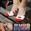 S192 **พร้อมส่ง** (ปลีก+ส่ง) ถุงเท้า ผ้าใบ ข้อสั้นใต้ตาตุ่ม มีซิลิโคนกันหลุดด้านหลัง มี 3 สี(แบบ) เนื้อดี งานนำเข้า(Made in China) thumbnail 20