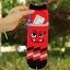 S101**พร้อมส่ง** (ปลีก+ส่ง) ถุงเท้าแฟชั่นเกาหลี ข้อยาว มีหู เนื้อดี งานนำเข้า(Made in china) thumbnail 8