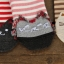 S276**พร้อมส่ง** (ปลีก+ส่ง) ถุงเท้าแฟชั่นเกาหลี ข้อยาว ลายแมว เนื้อดี งานนำเข้า(Made in China) thumbnail 6