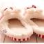 [SLSH5352] รองเท้าใส่ในบ้าน ลายกระต่ายน้อย พื้นรองเท้าหนาหนุ่น สินค้างานคุณภาพ (จำนวนจำกัด) thumbnail 8