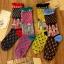 S249**พร้อมส่ง** (ปลีก+ส่ง) ถุงเท้าแฟชั่นเกาหลี ข้อยาว ขอบระบาย คละ 4 ลาย มี 12 คู่ต่อแพ็ค เนื้อดี งานนำเข้า(Made in China) thumbnail 1