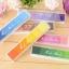 หมึกปั๊ม Let's color (6 สีในหนึ่งตลับ)