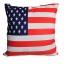 หมอนอิง ลายธงชาติอเมริกัน สวยๆ งามๆ ขนาด 18 x 18 นิ้ว ขายที่ละเป็นคู่ thumbnail 2