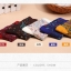 S335**พร้อมส่ง** (ปลีก+ส่ง) ถุงเท้าแฟชั่นเกาหลี ข้อยาว คละ 5 สี มี 10 คู่/แพ็ค เนื้อดี งานนำเข้า(Made in China) thumbnail 4