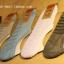 S580 **พร้อมส่ง** (ปลีก+ส่ง) ถุงเท้าแฟชั่นหญิง+ชาย ข้อกุด พื้นขนหนู มีซิลิโคนกันหลุด คละ5 สี เนื้อดี งานนำเข้า มี 10 คู่ต่อแพ็ค thumbnail 1