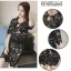 เสื้อผ้าแฟชั่นเกาหลี set 2 ชิ้น เสื้อและกระโปรงสวยมากๆ ครับ thumbnail 4