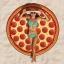 Pizza Beach Blanket thumbnail 2