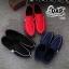 รองเท้าผ้าแฟชั่นผู้ชาย ทรงลำลอง( สไตล์ Versace) thumbnail 1