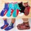 A044**พร้อมส่ง**(ปลีก+ส่ง) ถุงเท้าแฟชั่นเกาหลี ข้อสูง มี 5 แบบ เนื้อดี งานนำเข้า( Made in Korea) thumbnail 1