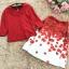 เสื้อผ้าแฟชั่น set เสื้อ และกระโปรงสวยมากๆ ครับ thumbnail 7