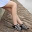 S566 **พร้อมส่ง** (ปลีก+ส่ง) ถุงเท้าแฟชั่น ข้อตาตุ่ม คละ5 สี มี 10 คู่ต่อแพ็ค เนื้อดี งานนำเข้า thumbnail 9