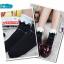 [พิเศษ 2 คู่ 100 ] ถุงเท้าพับข้อแต่งระบายน่ารักมีสีใหเลือก 5 สี thumbnail 4