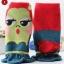 A016**พร้อมส่ง** (ปลีก+ส่ง)ถุงเท้าแฟชั่นเกาหลี ลายกระโปรง มี 4 สี (น้ำเงิน เขียวอ่อน ฟ้า เหลือง )เนื้อดี งานนำเข้า ( Made in Korea) thumbnail 5