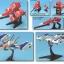 EX-15 1/144 MOEBIUS ZERO & SKY GRASPER thumbnail 2