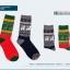 S374**พร้อมส่ง** (ปลีก+ส่ง) ถุงเท้าแฟชั่นเกาหลี ชาย ข้อยาว เนื้อดี งานนำเข้า(Made in china) thumbnail 4