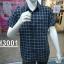 H3001 เสื้อเชิ๊ตสก้อตแขนสั้น ผู้ชาย thumbnail 5