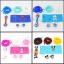 ชุดถนอมสายชาร์จ + ที่ชาร์จ iPhone Cartoon ลดเหลือ 69 บาท ปกติ 150 บาท thumbnail 6
