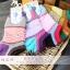 S332**พร้อมส่ง** (ปลีก+ส่ง) ถุงเท้าแฟชั่นเกาหลี ข้อสั้น เนื้อดี งานนำเข้า(Made in China) thumbnail 5