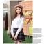 เสื้อไหมพรม ขนฟู สีขาว แขนยาว แฟชั่นเกาหลี คอเสื้อและไหล่แต่งด้วยผ้าลูกไม้ลายดอกไม้ thumbnail 4