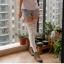 ถุงเท้ายาวเหนือเข่าขอบลูกไม้ สวยเซกซี่ [สีดำ,น้ำตาล,ขาว] thumbnail 6