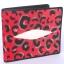 กระเป๋าสตางค์หนังปลากระเบนแท้ ลายเสือ สีแดง สวยงาม หรูหรา Line id : 0853457150 thumbnail 1