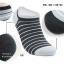 S574 **พร้อมส่ง** (ปลีก+ส่ง) ถุงเท้าเพื่อสุขภาพ ผลิตจากเส้นใยไผ่ (bamboo fiber) ข้อตาตุ่ม คละ5 สี มี 12 คู่ต่อแพ็ค เนื้อดี งานนำเข้า(Made in China) thumbnail 6