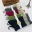 S179 **พร้อมส่ง** (ปลีก+ส่ง) ถุงเท้าแฟชั่นเกาหลี ข้อยาว เนื้อดี งานนำเข้า(Made in China) thumbnail 5