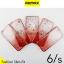 เคส ซิลิโคนใส iPhone 6/6s Remax Wear it Diamond color ลดเหลือ 35 บาท ปกติ 250 บาท thumbnail 1