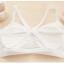 บรา3สาย 3-stripe bras บราสายไขว้ สไตล์สปอร์ตบราขนาดฟรีไซต์ 32/34/36 Candy Color thumbnail 5
